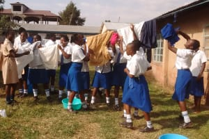 The Water Project: Matende Girls High School -  Looking For Space