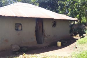 The Water Project: Emarembwa Community, Nyangweso Spring -  Household