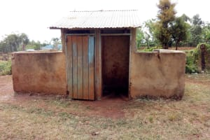 The Water Project: Walodeya Primary School -  Latrines
