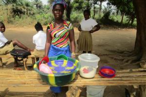 The Water Project: DEC Primary School -  School Canteen