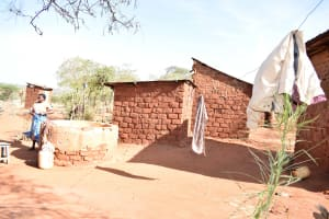 The Water Project: Syakama Community -  Household