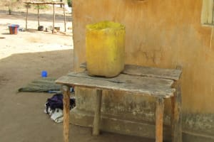 The Water Project: Sumbuya Community, Quarry Road -  Dish Rack