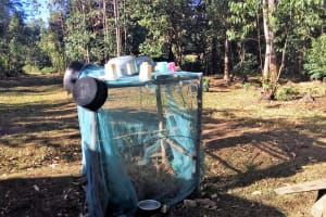The Water Project: Shitoto Community, Abraham Spring -  Dish Rack