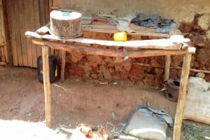 The Water Project: Lutari Community -  Dish Rack