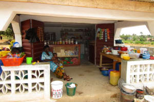 The Water Project: Tholmosor Community -  Local Store