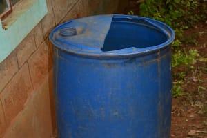 The Water Project: Mbindi Community C -  Water Storage