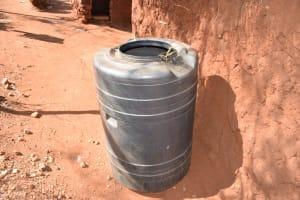 The Water Project: Syakama Community -  Water Storage