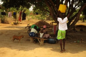 The Water Project: Tholmosor Community -  Community Activities