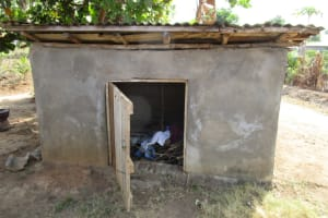 The Water Project: Sumbuya Community, Quarry Road -  Animal House