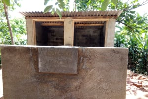 The Water Project: Shipala Primary School -  Latrines