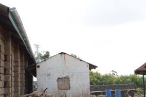 The Water Project: Muthei Secondary School -  Dining Hall