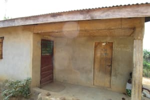 The Water Project: Sumbuya Community, Quarry Road -  Household