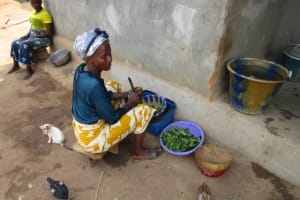 The Water Project: Victory Evangelical Church -  Food Prep