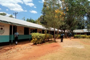 The Water Project: Friends Secondary School Shamakhokho -  Classrooms