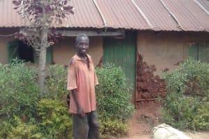 The Water Project: Visiru Community, Kitinga Spring -  Mr Evan