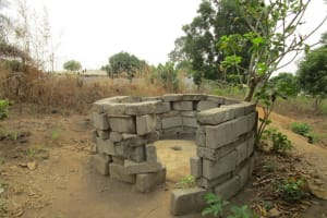 The Water Project: Tholmosor Community -  Latrine