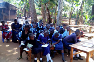 The Water Project: Shipala Primary School -  Training