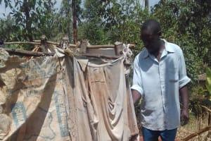 The Water Project: Visiru Community, Kitinga Spring -  Mr Charles Sirimbi