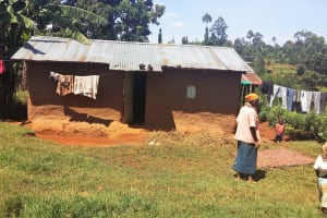 The Water Project: Shitaho Community B, Isaac Spring -  Local Household