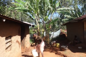 The Water Project: Lutari Community -  Household