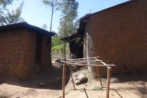 The Water Project: Murumba Community, Muyokani Spring -  Household