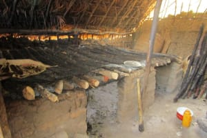 The Water Project: Rogbere Community -  Smoking Fish