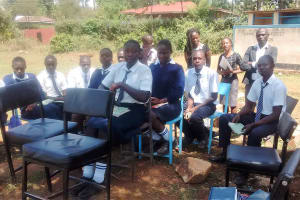 The Water Project: Rosterman Secondary School -  Training