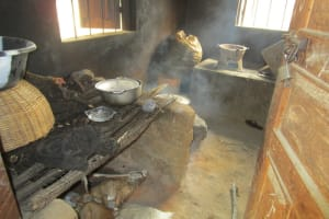 The Water Project: Tholmosor Community -  Kitchen