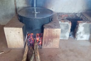 The Water Project: Friends Secondary School Shamakhokho -  Kitchen