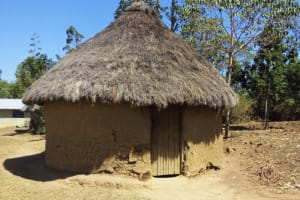 The Water Project: Shitaho Community, Mwikholo Spring -  Household