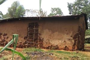 The Water Project: Eshiakhulo Community, Omar Sakwa Spring -  Mr Sakwas House