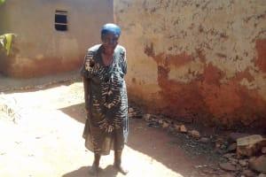 The Water Project: Wanzuma Community, Wanzuma Spring -  Local Woman