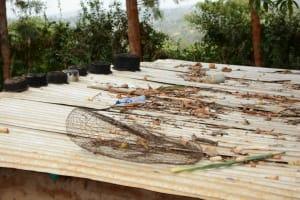 The Water Project: Mbindi Community C -  Dish Rack