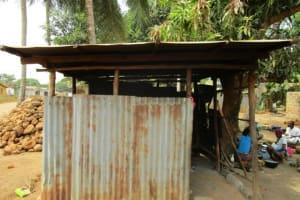 The Water Project: Malokoh Community, #4 Mabesseneh Road -  Kitchen