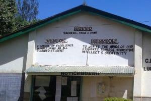 The Water Project: Bishop Sulumeti Girls Secondary School -  School Motto