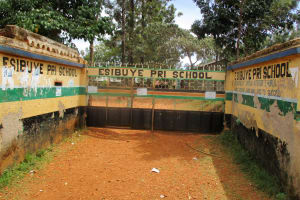 The Water Project: Esibuye Primary School -  School Entrance