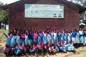 The Water Project: Muhudu Primary School -  Group Picture