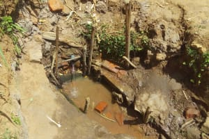 The Water Project: Tsivaka Community, Wefwafwa Spring -  Wefwafwa Spring