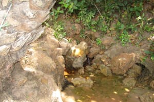 The Water Project: Kitonki Community -  Alternative Source