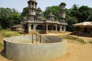 The Water Project: Mayaya Village A -  Seasonal Hand Dug Well