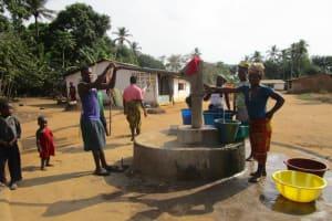 The Water Project: Kafunka Community -  Well When Working