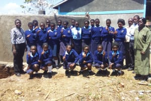 The Water Project: St. Marygoret Girls Secondary School -  Training