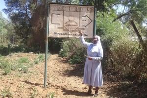 The Water Project: Bishop Sulumeti Girls Secondary School -  School Principal