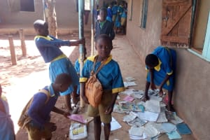 The Water Project: Ematsuli Primary School -  Students