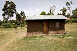 The Water Project: Musunji Primary School -  Kitchen