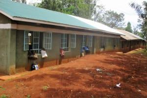 The Water Project: Esibuye Primary School -  Classrooms