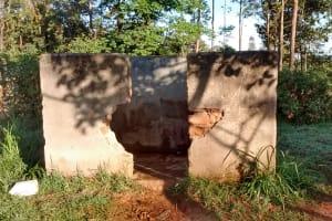 The Water Project: Iyenga Primary School -  Boys Urinal