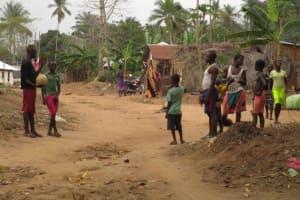 The Water Project: Kafunka Community -  Community Activities