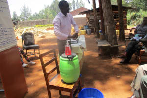 The Water Project: Matsigulu Friends Secondary School -  Training