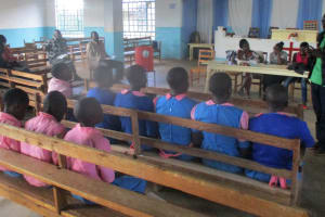 The Water Project: Virembe Primary School -  Training